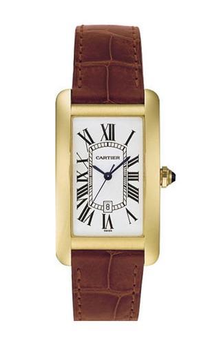 卡地亚手表表带怎么扣?