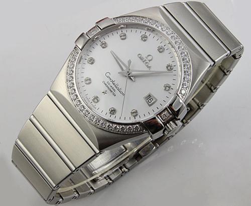 欧米茄星座系列高仿手表价格大约是多少呢?