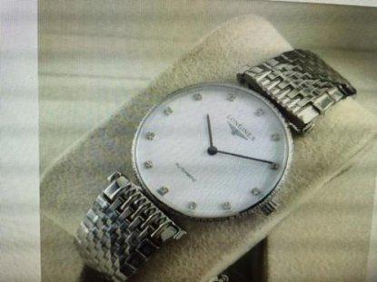 浪琴手表怎么看真假?