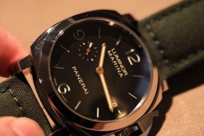 沛纳海手表保值吗?