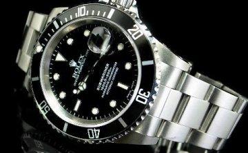 劳力士黑鬼手表价格多少钱?