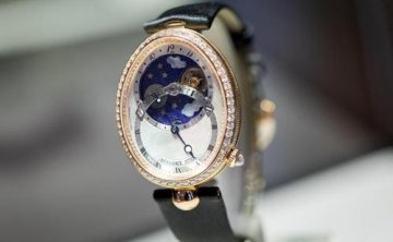 宝玑那不勒斯皇后手表怎么样?