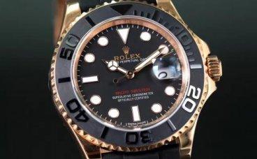 劳力士金游艇手表怎么样?