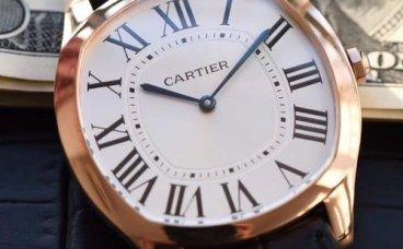 卡地亚经典款手表哪个好?