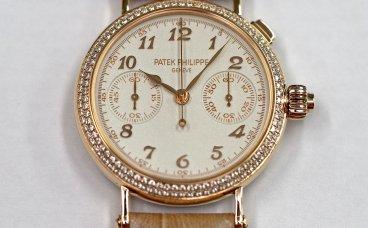 百达翡丽手表官网价格多少钱?