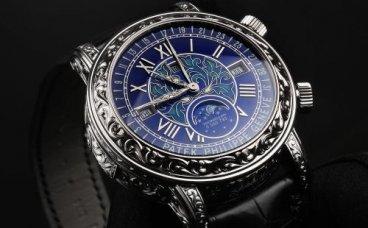 百达翡丽星空手表多少钱?