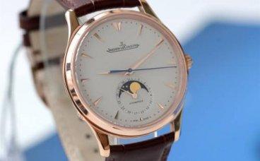 积家月相大师手表怎么样?