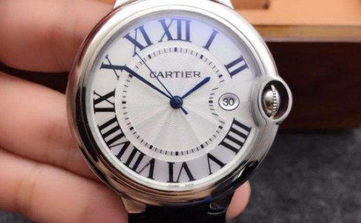 卡地亚手表真假怎么辨别?